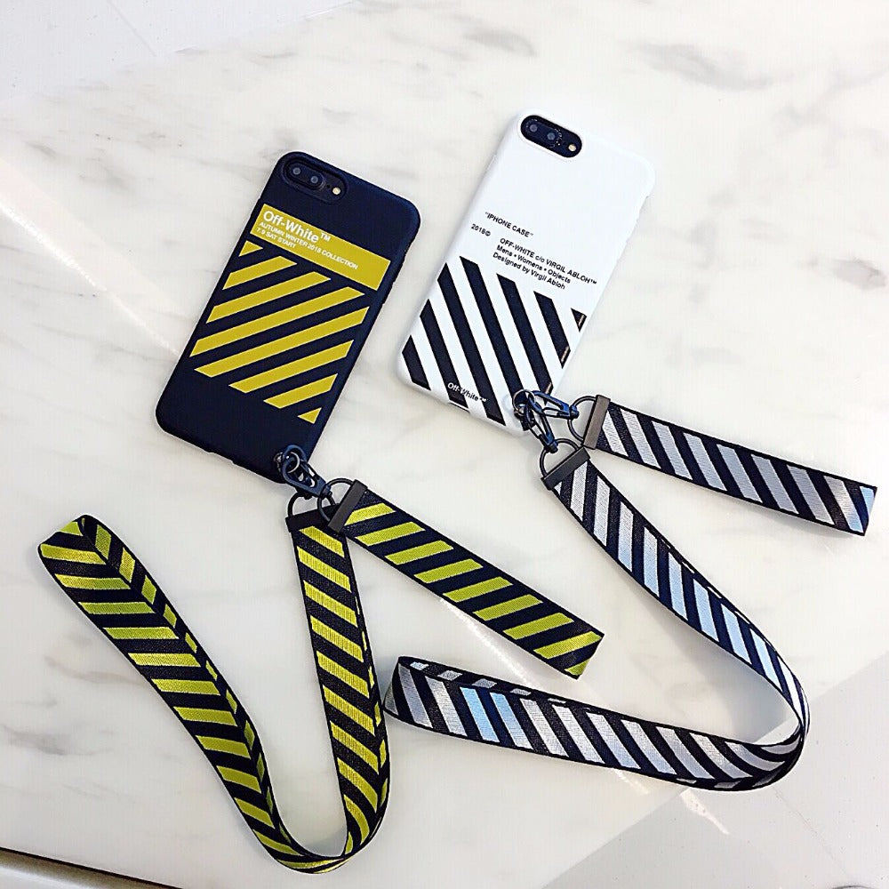 new product 0aad2 4dc44 off-white iphone cases