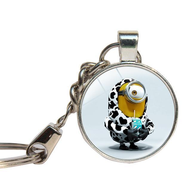 Despicable Me Keychains