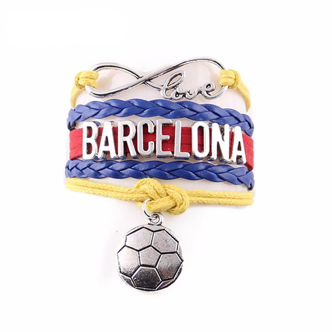 The Best Infinity love Barcelona Bracelet