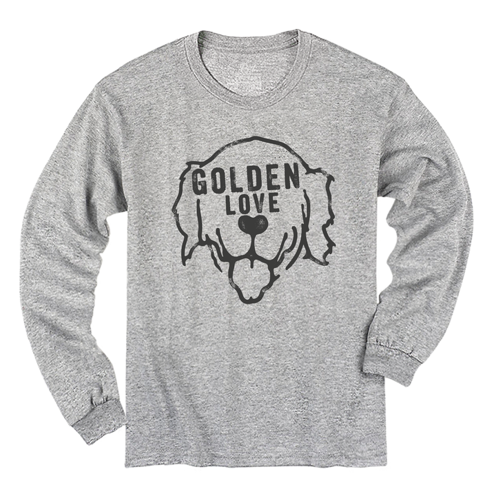 BSL Golden Love LS Tee