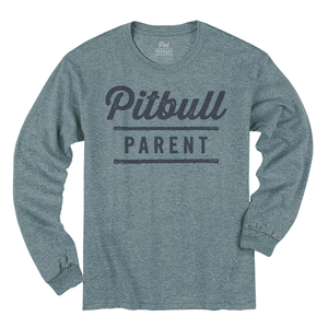 Pitbull Parent LS Tee