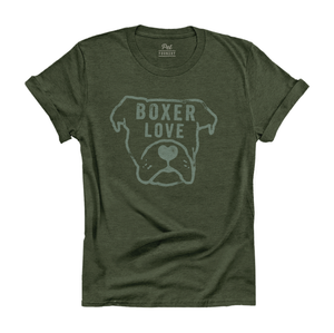 BSL Boxer Love SS Tee