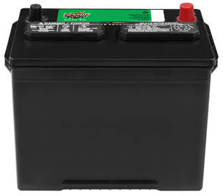 Interstate PF-24 Deep Cycle Battery 12 Volt