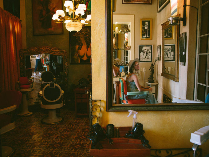 CUBAN ODDITY: PAPITO'S SALON & HAIRDRESSING MUSEUM