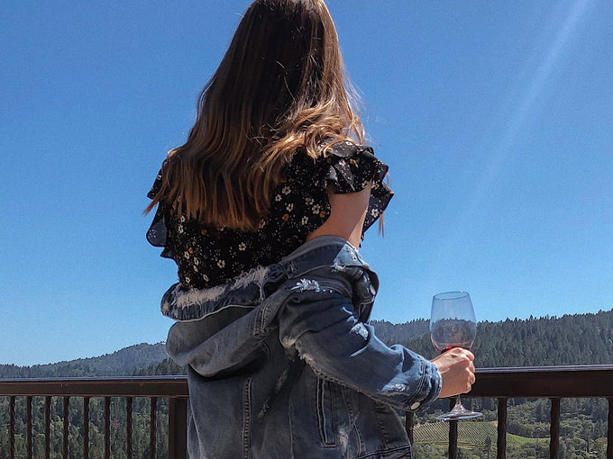 48 Hours In Napa with Girl Meets Gold
