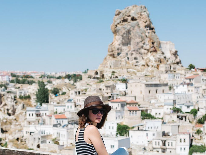 Live FAST Tour: Cappadocia's Weird, Whimsical Architecture