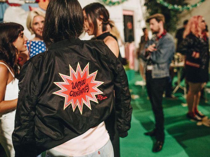 Our Totally Bomb Bomber Jackets