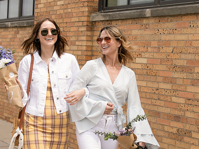 Style Crush: Meet The Mother & Daughter Duo Behind Oh Darling Blog