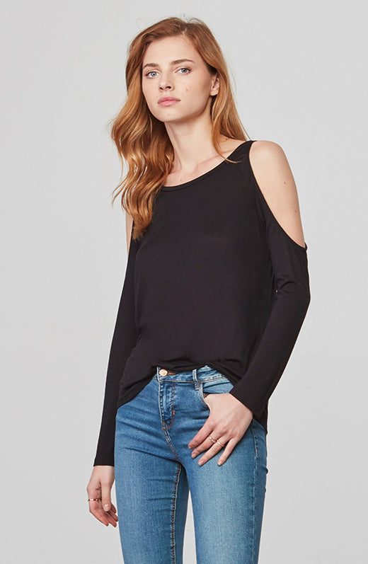 Pratt Top With Back Cutout
