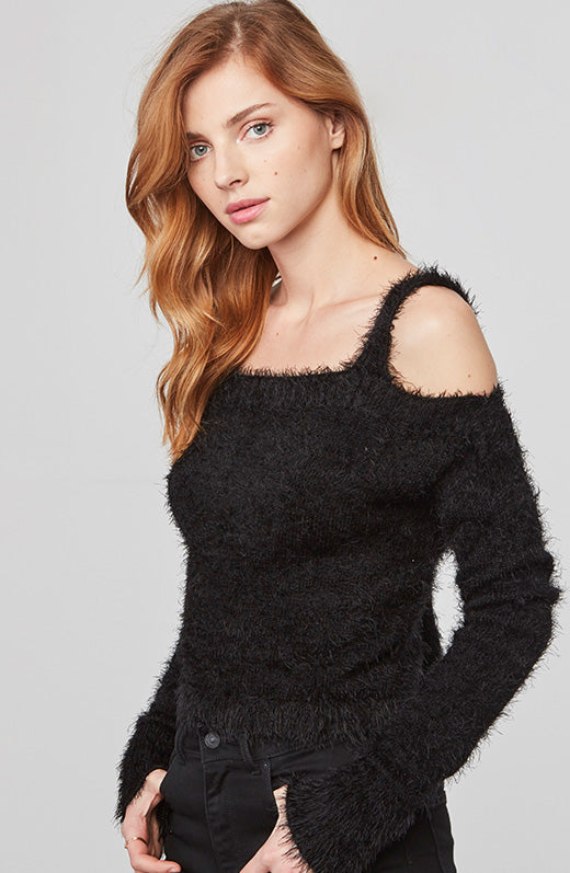 Calista Off The Shoulder Sweater