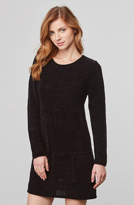 Beverly Chenille Sweater Dress