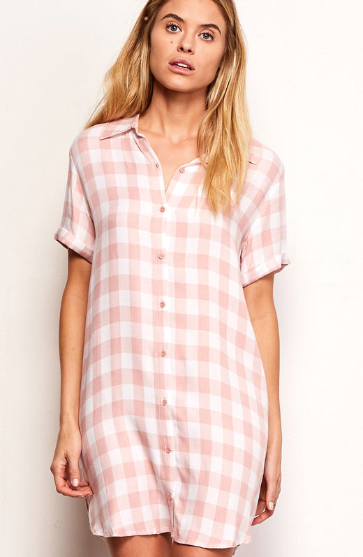 Cicely Shirt Dress