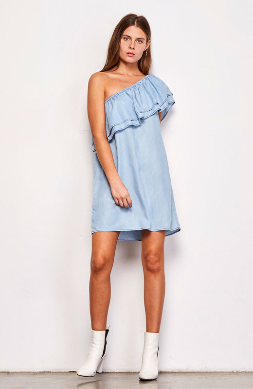 Isla Ruffle Dress