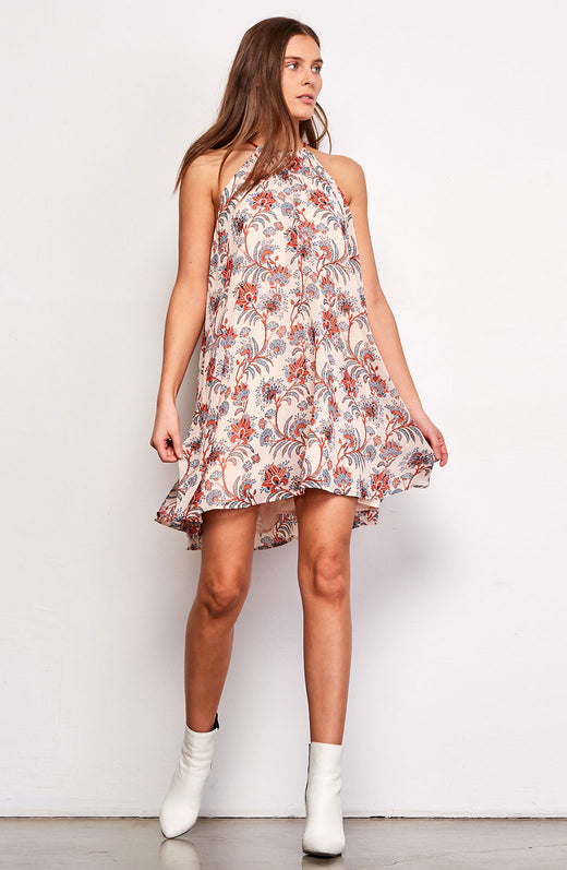 Alissa Printed Dress
