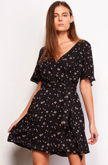 Lettie Printed Dress