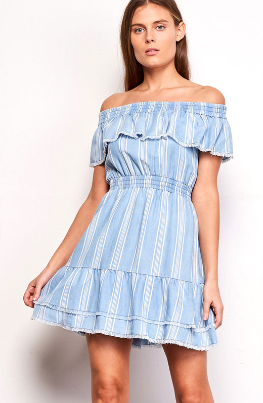 Coco Striped Dress