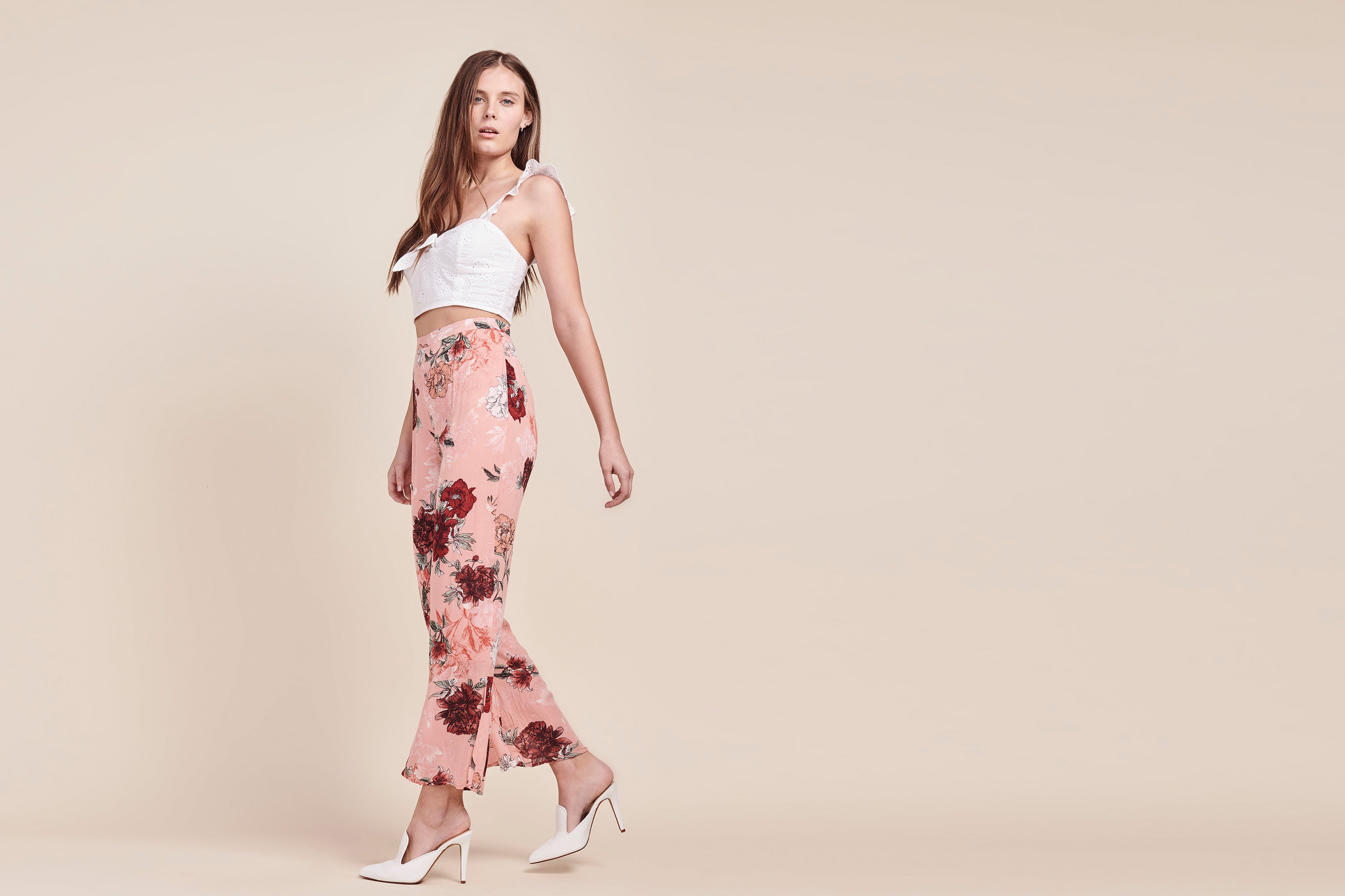 Isabelle Pant in Pink. - size 0 (also in 2,4,6,8) BB Dakota