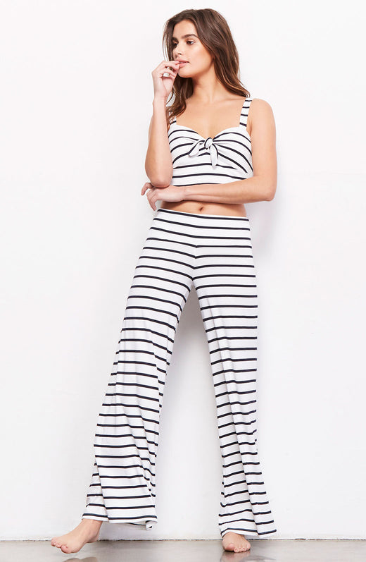 Anchors Away Wide Leg Pant