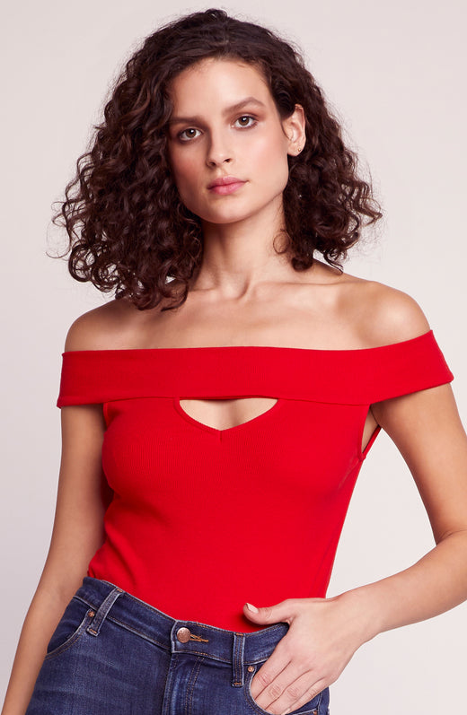 Joplin Off the Shoulder Bodysuit