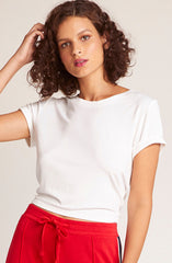 Knot-y By Nature Tie Back Top