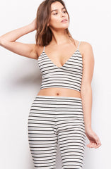 Casual QT Striped Bralette