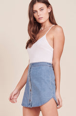 Macyn Denim Skirt