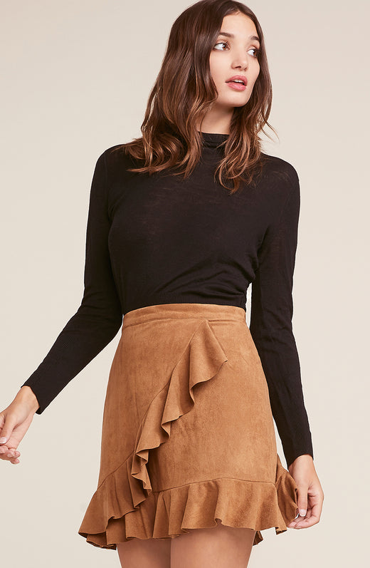 It's A Vibe Wrap Skirt