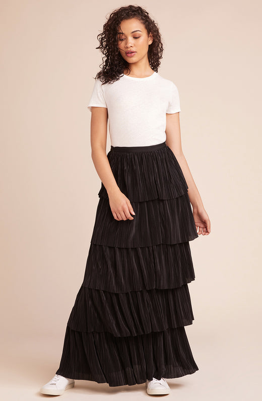 All That Jazz Pleated Skirt