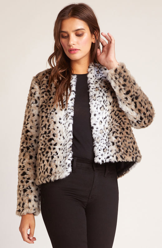 Wild Thing Snow Leopard Jacket
