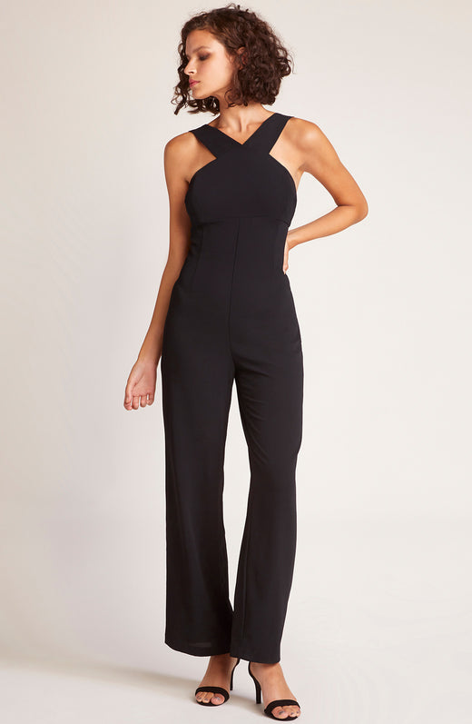Treat Yo Self Stretch Jumpsuit