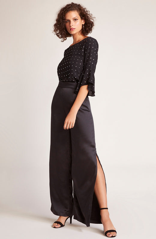 Baby, Please Wide Leg Pant