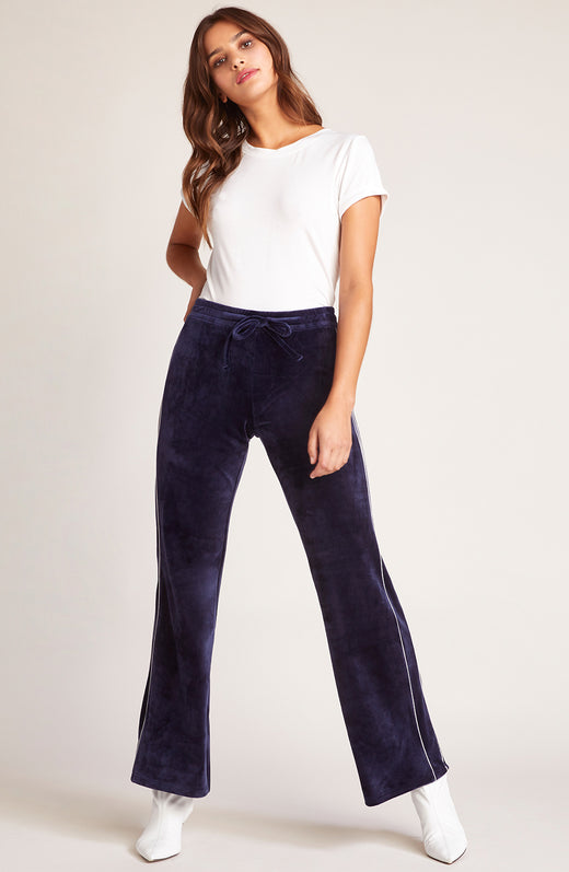 Sporty Spice Velour Pant