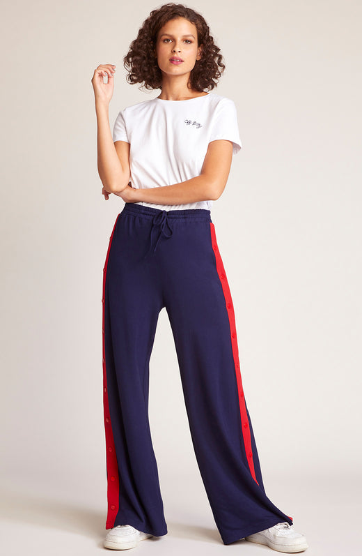 Walk It Talk It Snap Track Pant