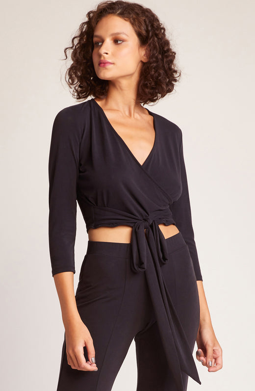 Wrap Me Up Wrap Top