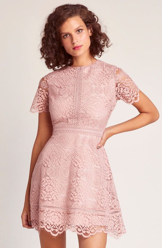 Dinner For Two Lace Dress