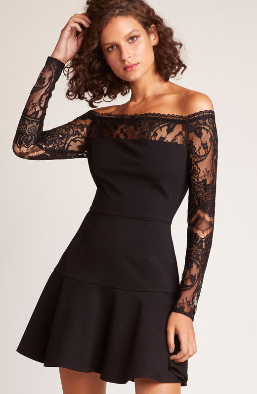 Lacey Days Lace Dress