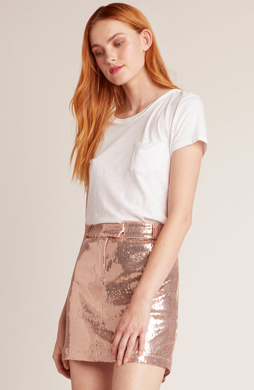 Modern Love Sequin Skirt