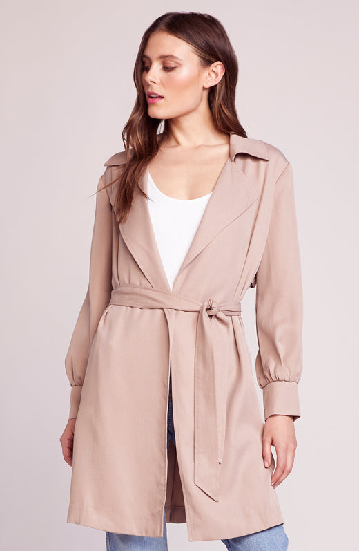 Trench Kiss Trench Coat
