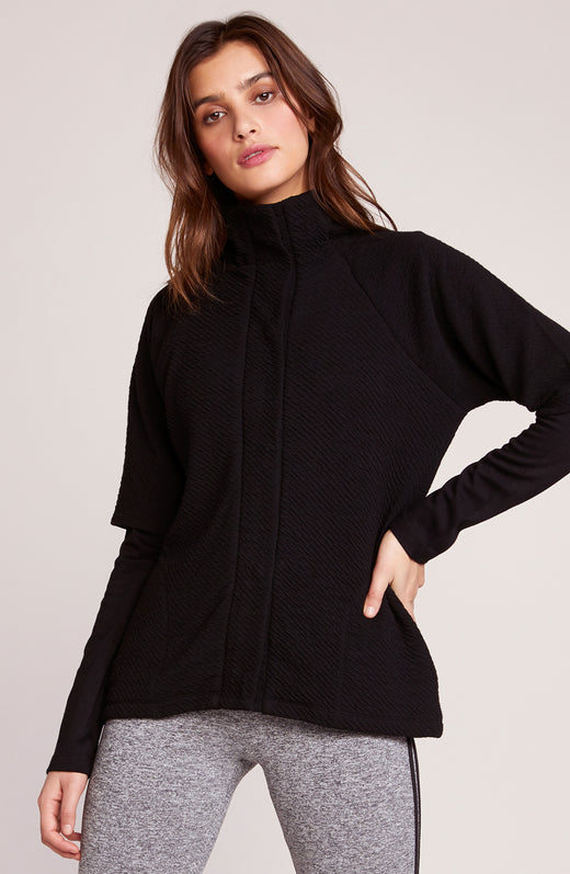 Warm This Way Cowl Neck Jacket