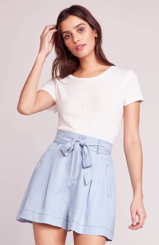 Nice N Easy High Waisted Shorts