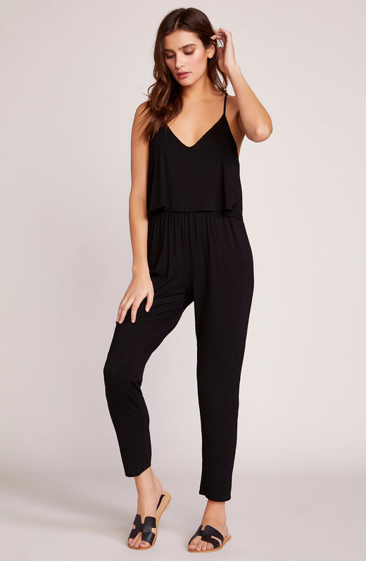 One and Done Racerback Jumpsuit
