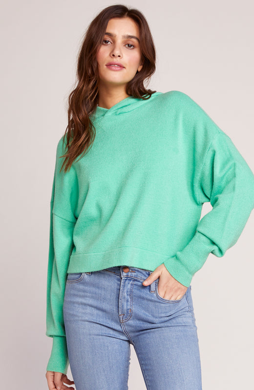 All Hood Things Cropped Sweater