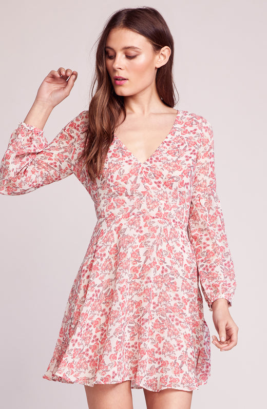Sunday Brunch Printed Dress