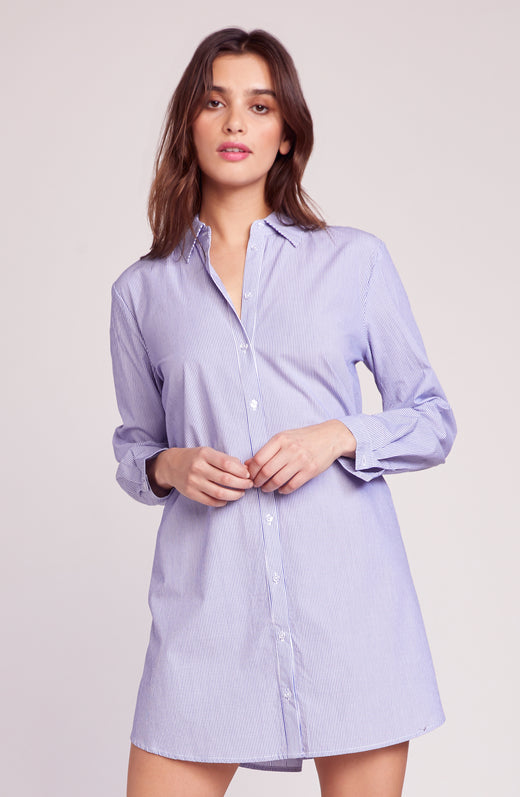 One Line Day Shirt Dress