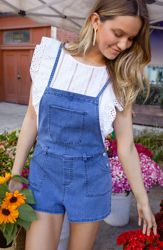 Good Jeans Denim Shortalls