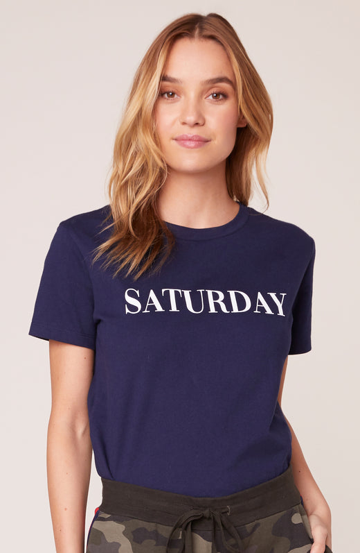 Day Dreaming Day Of The Week Tee