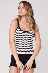 School's Out sweater Tank