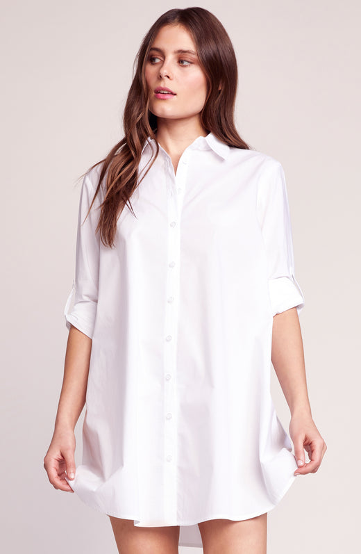 Every Occasion Shirt Dress