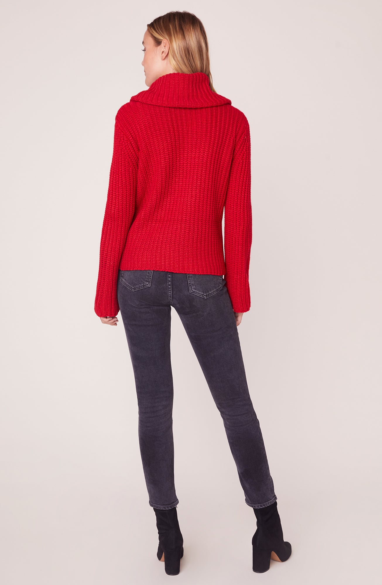 Love Actually Cowl Neck Sweater