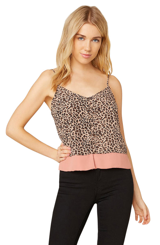 Safari Party Cami Top